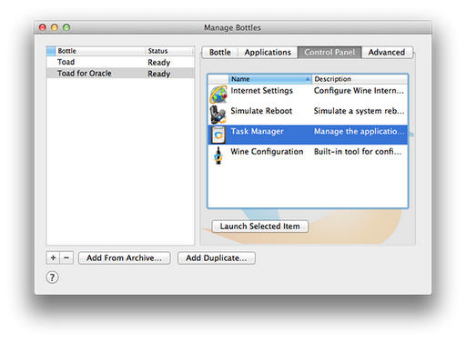 Run Toad for Oracle on Mac OS X | Applications issues and solutions